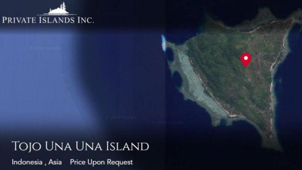 Informasi penjualan Pulau Tojo Unauna