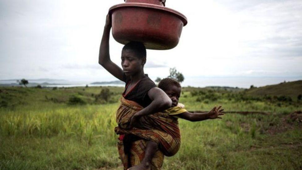 Qaramada Midoobay ayaa sheegtay13 milyan ay gargaar u baahan yihiin Congo