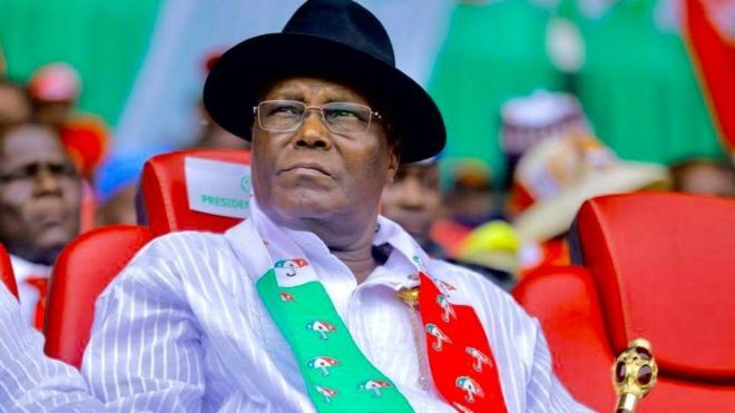 Image result for pictures of Atiku Abubakar  APC ORDERS POLICE, DSS TO ARREST AND INVESTIGATE ATIKU…SEE REASONS  105603790 17c3bd95 fc6c 4ec4 bdc9 0571d609bc45