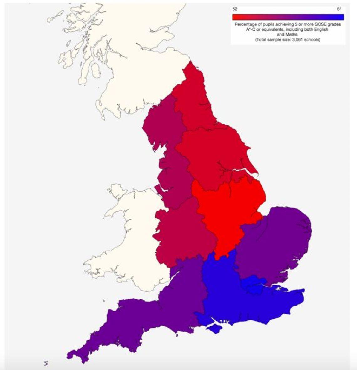 2015 GCSE results