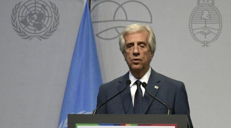 """Uruguay El presidente Tabaré Vázquez, anuncia que tiene un nódulo en un pulmón con """"características muy firmes"""" de ser un cáncer"""