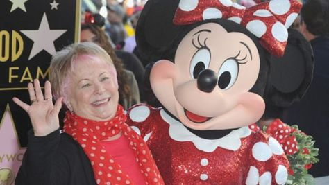 Russi Taylor played Minnie Mouse's voice for 30 years