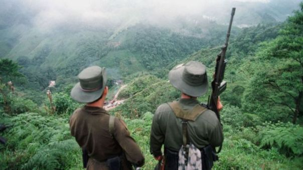 Guerrilla de Colombia