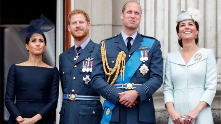 Prens Harry ve Prens William
