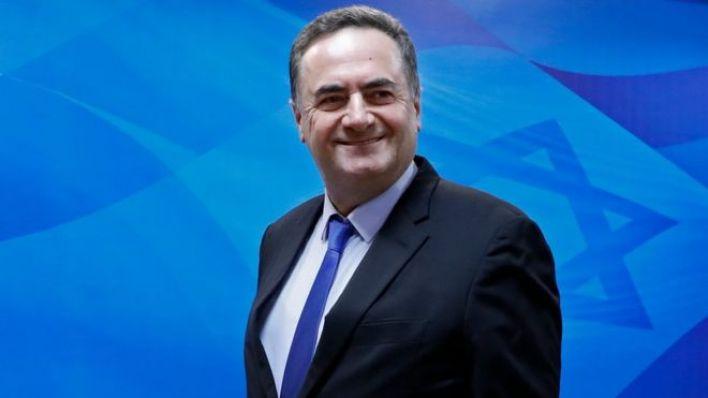 İsrail Dışişleri Bakanı Israel Katz