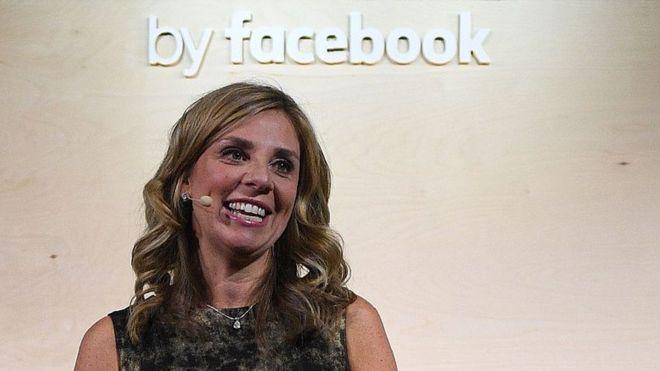 Nicola Mendelsohn, Facebook V-P EMEA