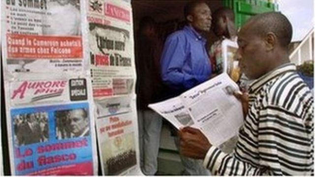 Coronavirus : le Covid-19 met la presse africaine au pas