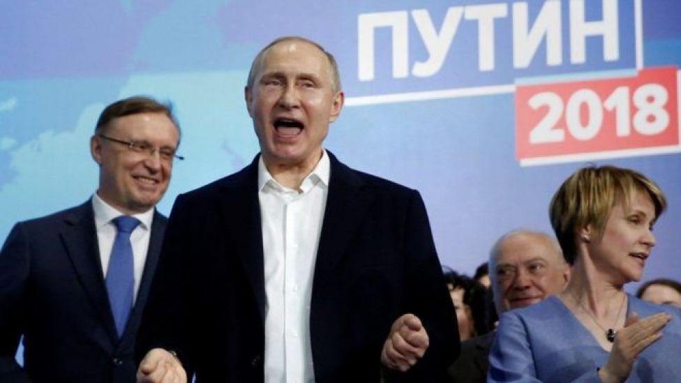 Madaxweyne Putin