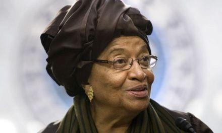 Ellen Johnson Sirleaf a été présidente du Liberia de 2006 à début 2018.