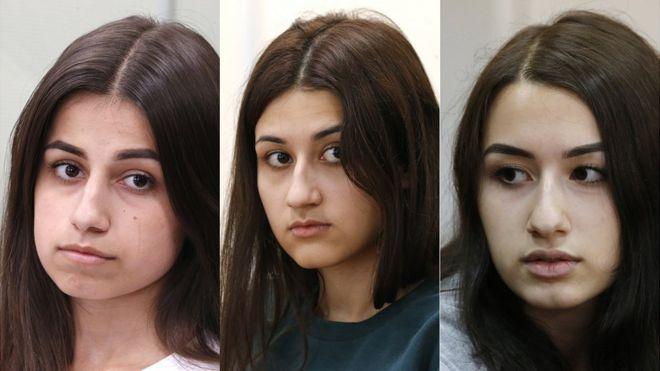 Las hermanas Khachaturyan