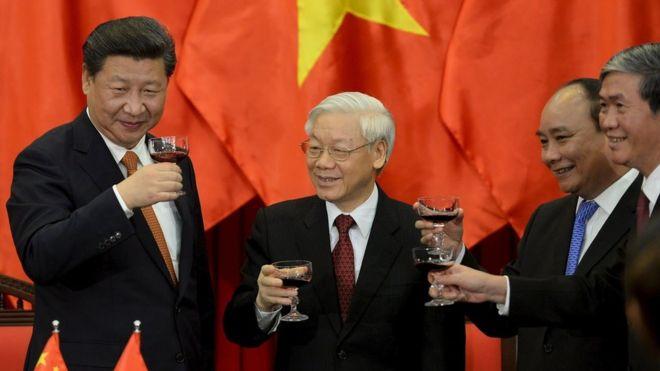 Chủ tịch Tập Cận Bình thăm Việt Nam tháng 11/2015