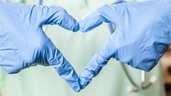 Surgeon gloves