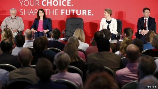 Labour leadership hustings