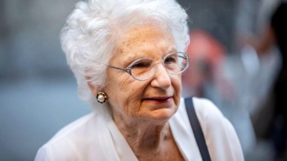 109562125 gettyimages 1157963592 1 - A sobrevivente do Holocausto de 89 anos que terá escolta policial após ser ameaçada na Itália