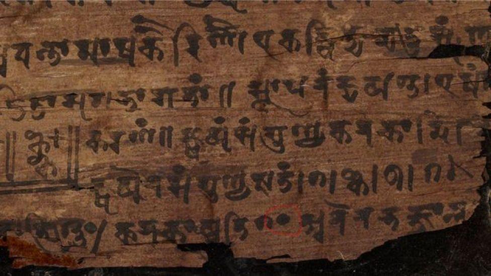 El manuscrito de Bakhshali: el descubrimiento que muestra que el cero tiene 500 años más de lo que se pensaba