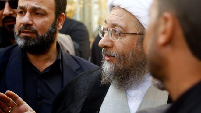 Aiatolá Sadeq Amoli-Larijani
