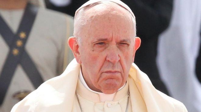 Pope Francis in Abu Dhabi