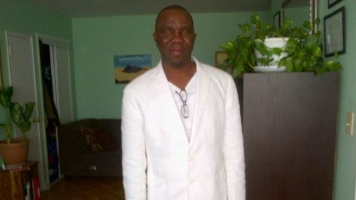 Canadian citizen Olajide Ogunye was detained for eight months