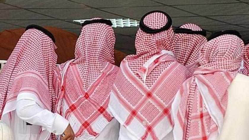 Suudi Arabistna Kraliyet ailesi üyeleri (17 Haziran 2012)