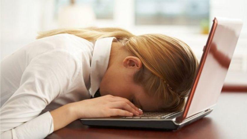 Bilgisayarda stres ve yorgunluk
