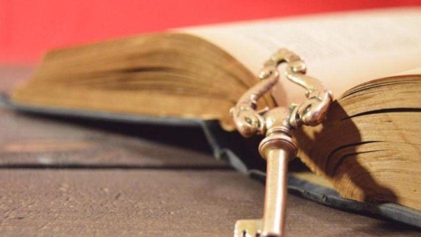 Kitap ve anahtar