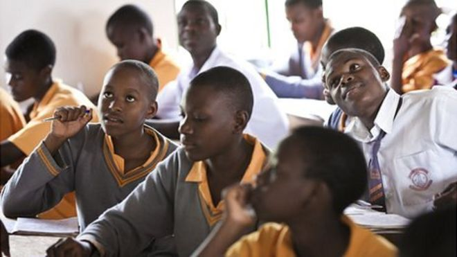 PEAS school in Uganda