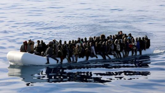 Image result for 80 dead as migrant boat capsized off Tunisia again