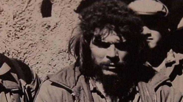 Ernesto Che Guevara (sinh năm 1928) bị giết ở rừng núi Bolivia năm 1967