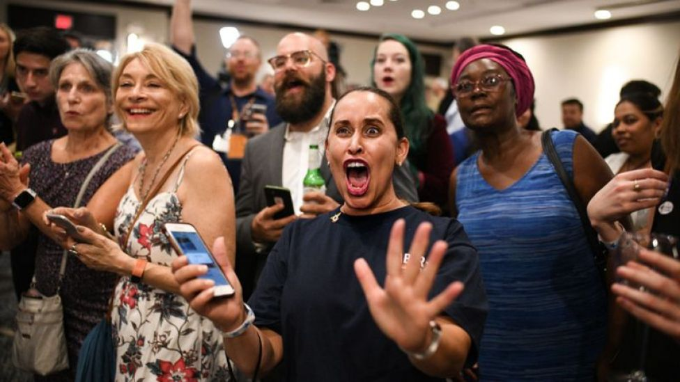 Demócratas en Florida.