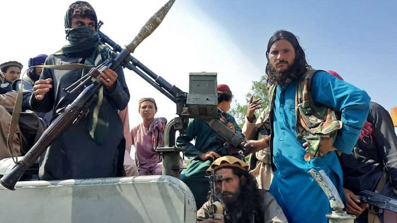 Kabul es la última gran ciudad de Afganistán que resiste la ofensiva de los talibanes.