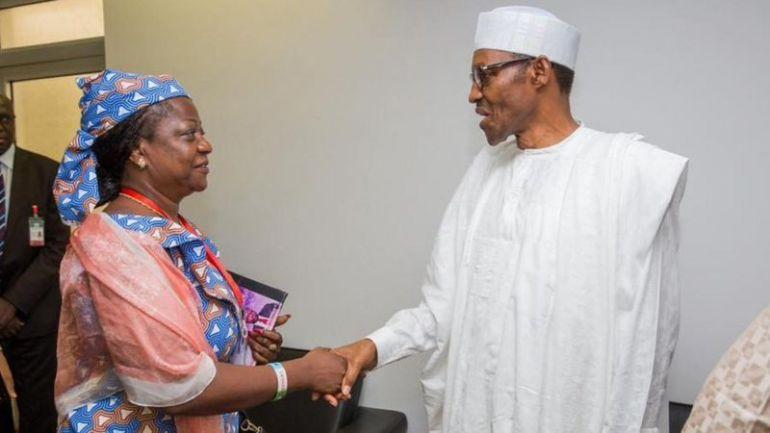 Lauretta Onochie INEC