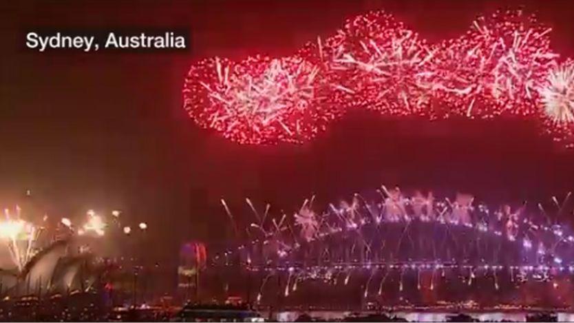 firework sydney