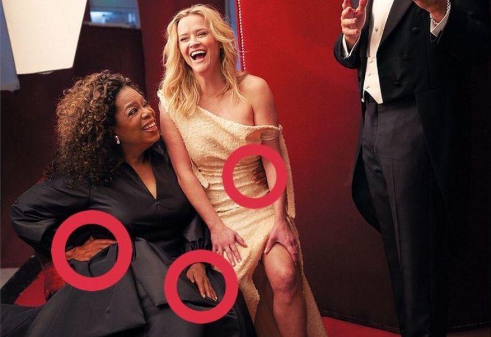 Oprah Winfrey y Reese Witherspoon (Foto: Matthias Gaggl)