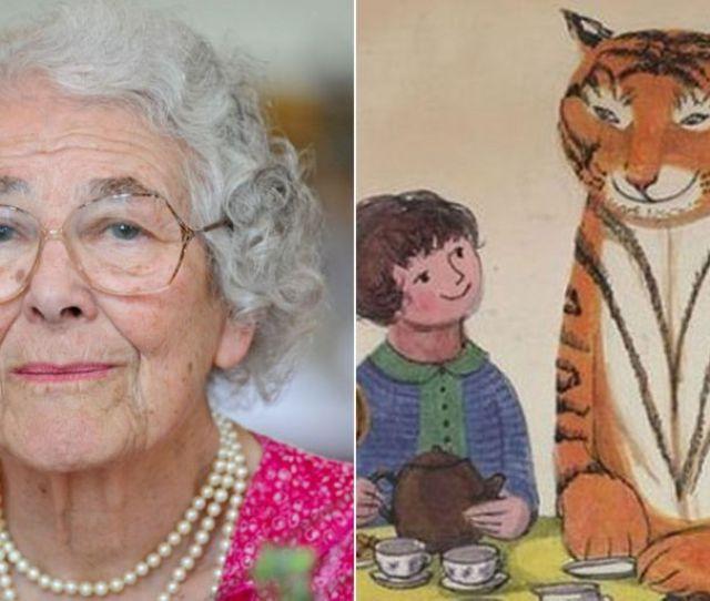 Judith Kerr Tiger Image