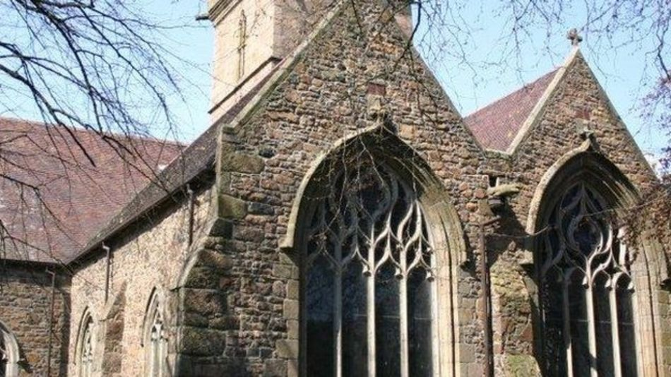 Jersey's Town Church, in St Helier