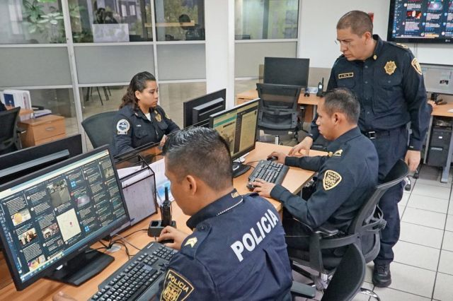 Cyberpolice in México