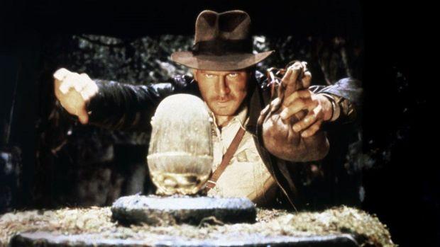 Raiders of the Lost Ark film still