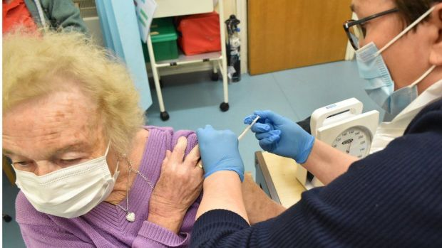 Vaccination in Cardiff