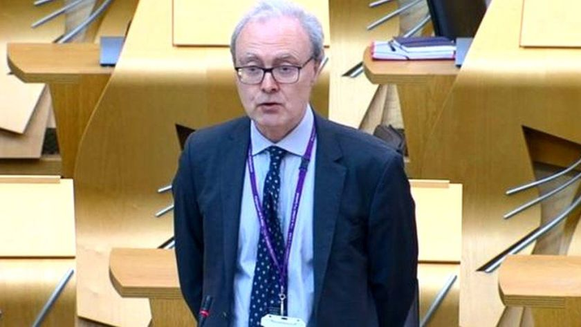 Lord Advocate James Wolffe QC
