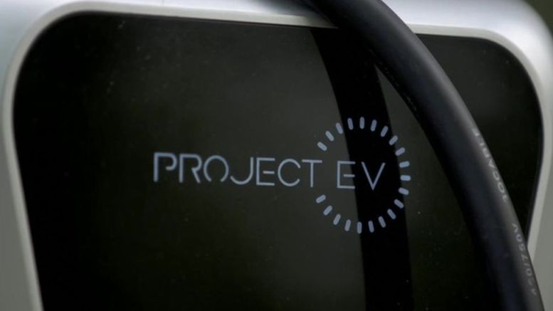 Project EV charger