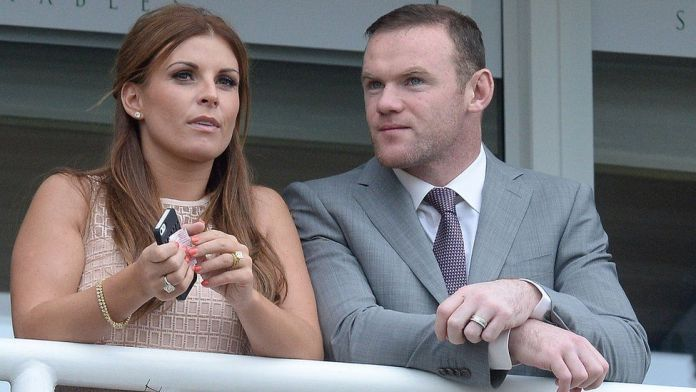 Image result for Wayne Rooney and Coleen