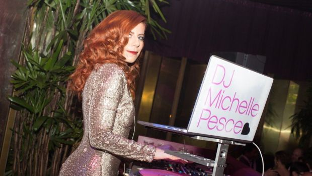 DJ Michelle Pesce