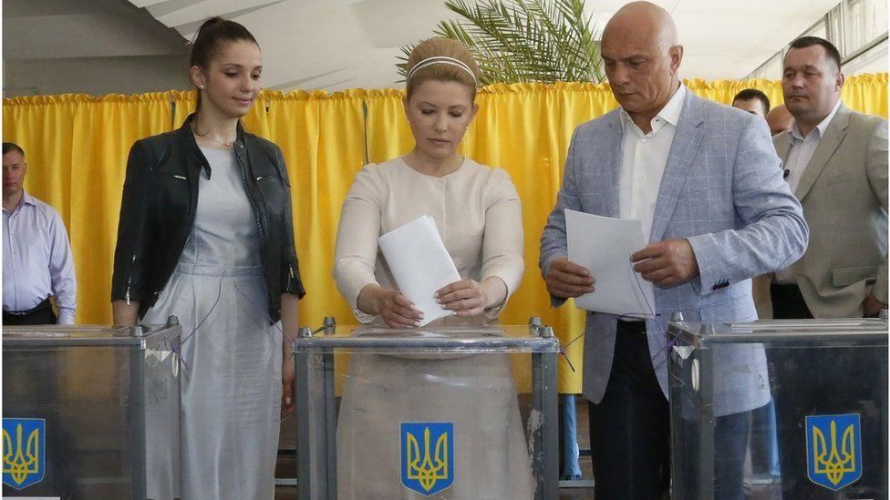 На президентських виборах 2014 Юлія Тимошенко знову опинилася на другому місці