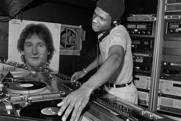 DJ Larry Levan