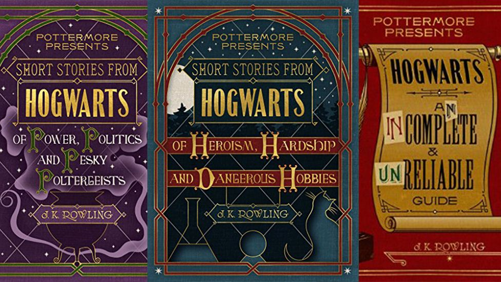 Image result for short stories from hogwarts