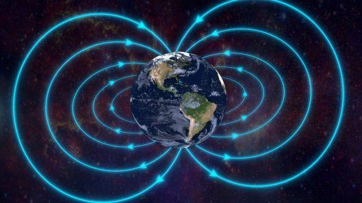 El veloz e inesperado cambio en el campo magnético de la Tierra ...