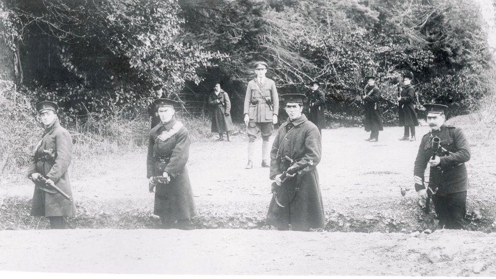 NI 100: Tracing the history of the 100-year-old Irish border, Swahili Post
