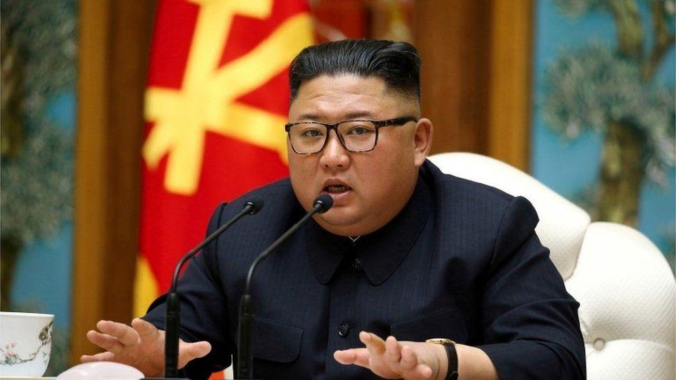 Kim Jong-un illness rumours denied amid intense speculation - BBC News