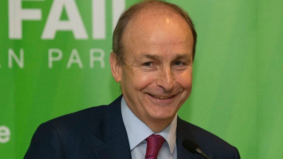 Micheál Martin becomes new Irish PM after historic coalition deal - BBC News