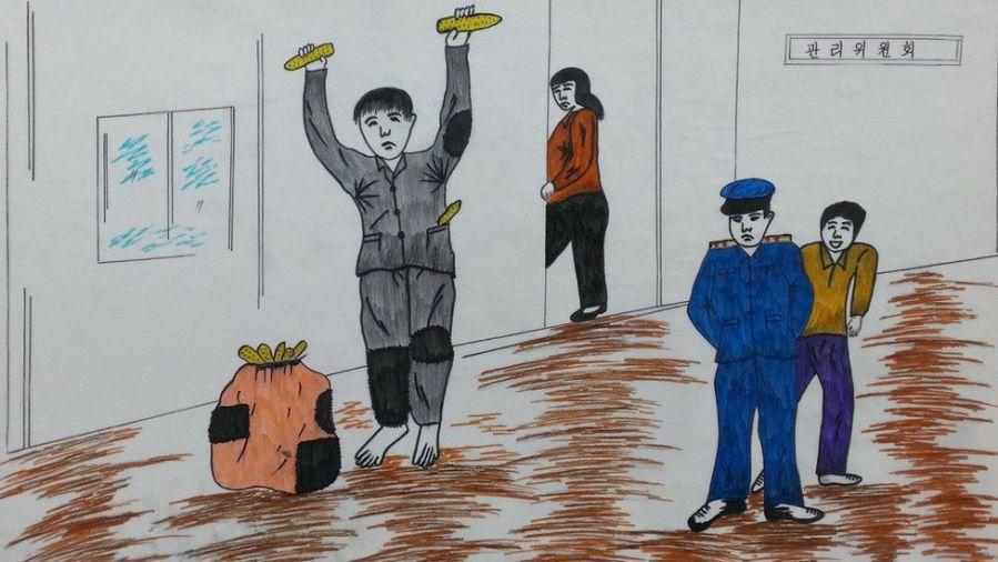 Prisonnier battu et tué pour 30 cors volés